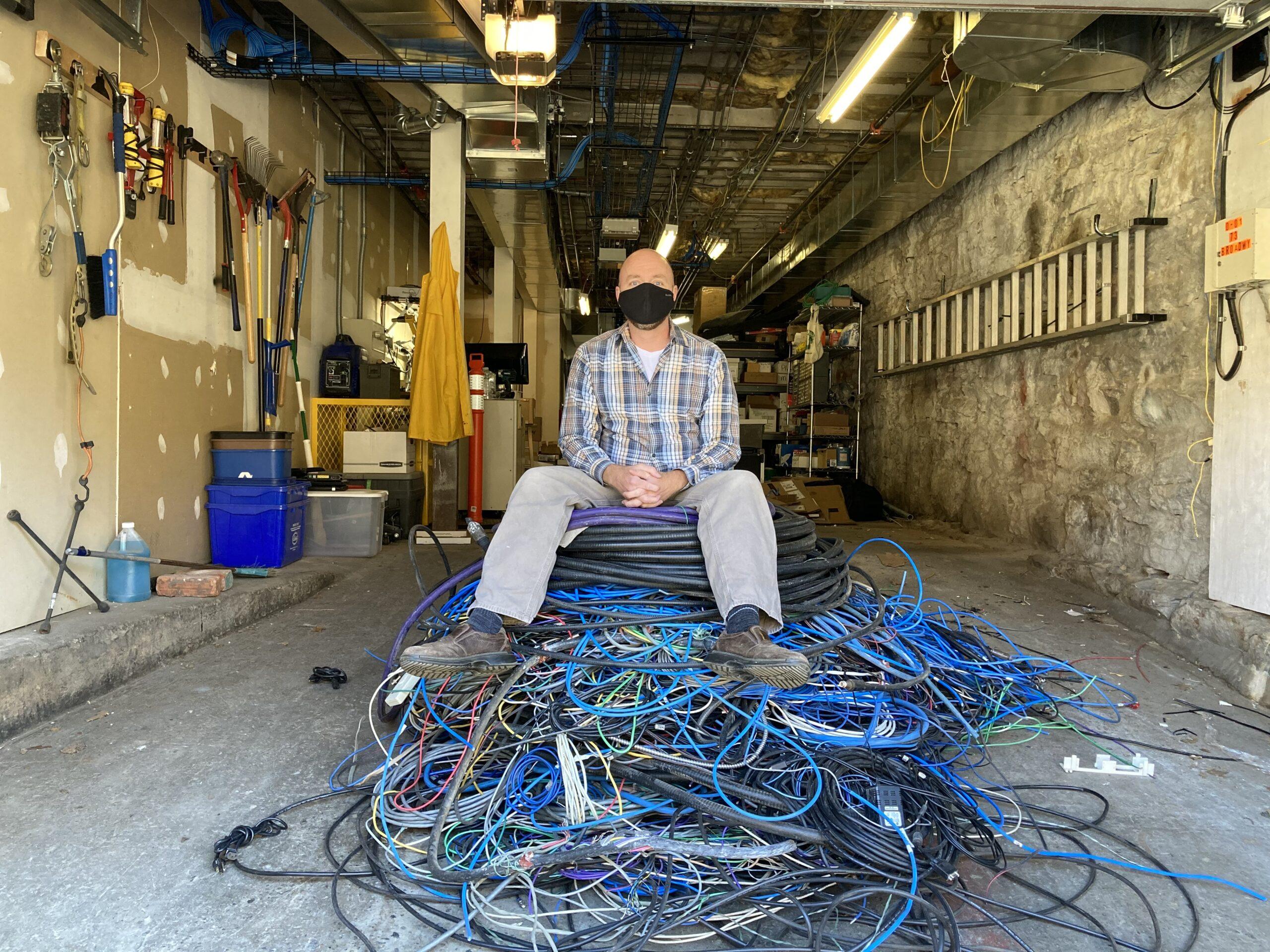 Wire Throne